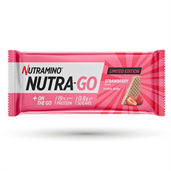 Nutramino Nutra-Go Wafer Strawberry 12x39g
