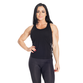 Better Bodies Seamless Mesh Tank Black
