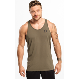 Better Bodies Hamilton Tank Wash Green