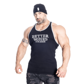 Better Bodies Jersey Rib T-Back Black