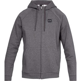 Under Armour Rival Fleece FZ Hoody Dark Grey