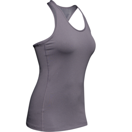 Under Armour HeatGear Armour Racer Tank Flint