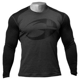 Gasp Ops Edition LS Grey/Black
