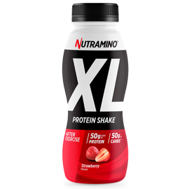Nutramino Protein XL Shake Strawberry 500ml - 12 st