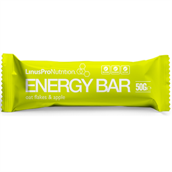 Linuspro Energy Bar Apple 24x50g