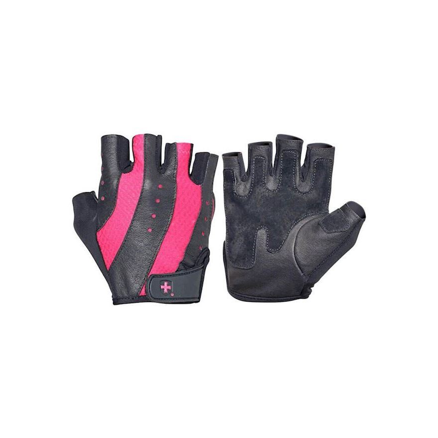 Harbinger Womens Wristwrap Gloves: Harbinger Women's Pro Glove