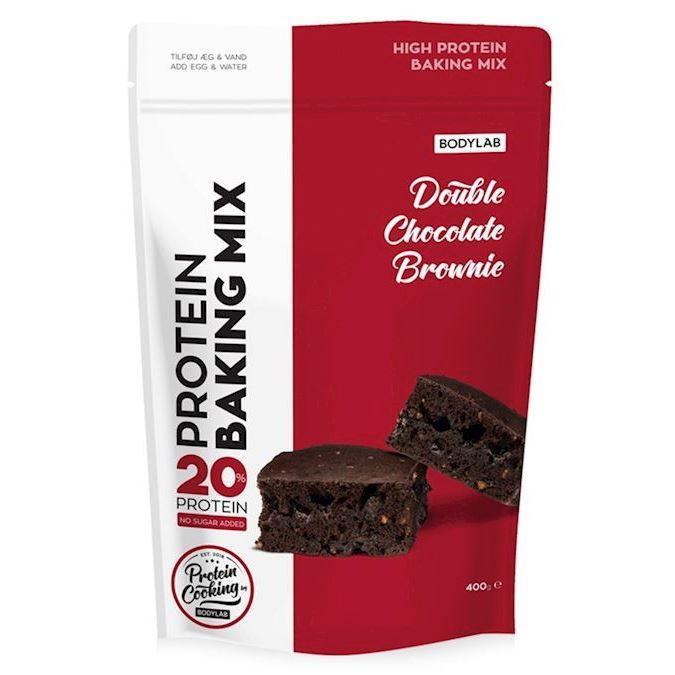 Bodylab Protein Baking Mix Double Chocolate Brownie