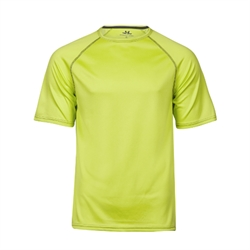 Performance Tee Lime