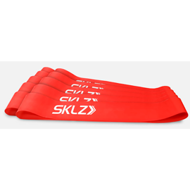 SKLZ Mini-Bands - Red 10stk