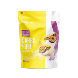 Bodylab Carbo Fuel Pineapple Passion 1000g