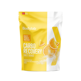 Bodylab Carbo Recovery Sweet Orange 500g