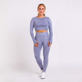 BM Seamless Set Blue Grey