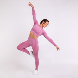 Bm Seamless Set Light Pink