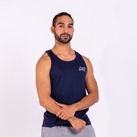 BM Tank Top Blue Navy