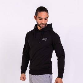 BM Sport Hooded Sweat Black