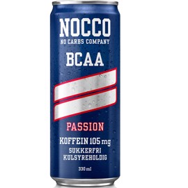Nocco BCAA Passion 24x330ml