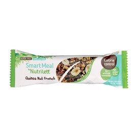 Nutrilett Quinoa Nut Crunch Bar 15x56g