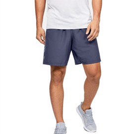 Under Armour Woven Graphic Shorts Blue