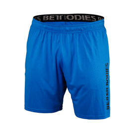 Better Bodies Loose Function Short Bright Blue