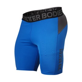 Better Bodies Compression Shorts Strong Blue