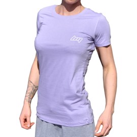 BM Womens Fashion Tee Lavender