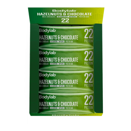 Bodylab Proteinbar Hazelnuts and Chocolate