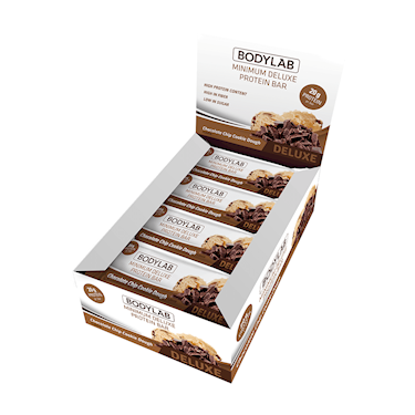 Bodylab Minimum Deluxe Protein Bar 12 stk