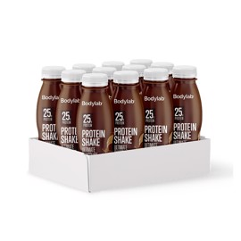 Bodylab Protein Shake Ultimate Chocolate 12x330ml