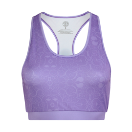 Gold's Gym Crop Top Lilac