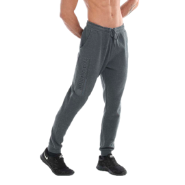 Gold's Gym Fitted Jog Pants Grey