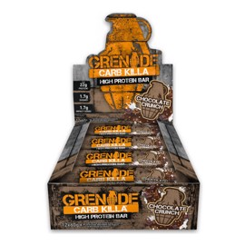 Grenade Carb Killa Chocolate Crunch 12x60g