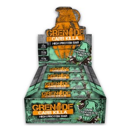 Grenade Carb Killa Dark Chocolate Mint 12x60g