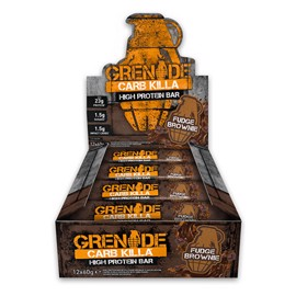 Grenade Carb Killa Fudge Brownie 12x60g