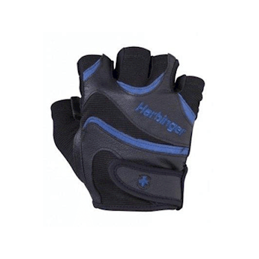Harbinger HA FlexFit Glove Black/Blue