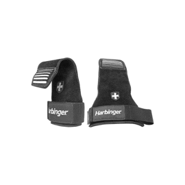 Harbinger Lifting Grips Black