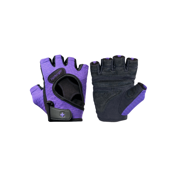 Harbinger Womens FlexFit Gloves Purple