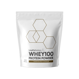 LinusPro Whey100 Proteinpulver Chocolate 500g