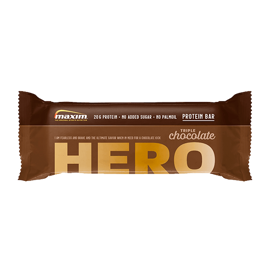 Maxim Proteinbar Hero Triple Chocolate 12x57g