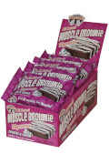 Lenny & Larry's Muscle Brownie Cookies & Cream (12 x 80 g)