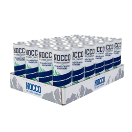 NOCCO Limited Winter Edition Blueberry