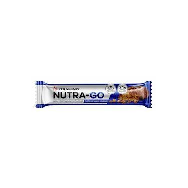 Nutramino Nutra-Go Chocolate Vanilla and Caramel (12x64g)