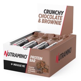 NUtramino crispy Chocolate brownie