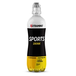 Nutramino Sports Drink Mango 500ml - 18 stk