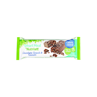 Nutrilett Chocolate Crunch & Seasalt Bar 20x60g