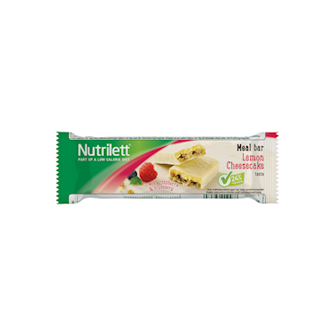 Nutrilett Lemon Cheesecake Meal Bar 15x56g