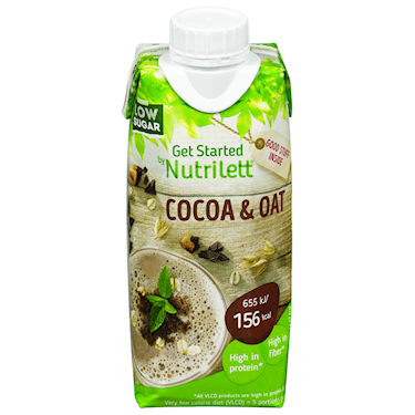 Nutrilett VLCD Smoothie Chocolate & Oat 12x330ml