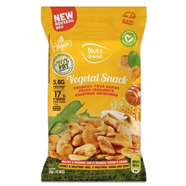 Nuts Original Crunchy Fava Beans Honey & Mustard - 25g