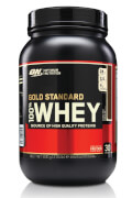 Optimum Nutrition Gold Standard Whey Double Rich Chocolate (930 Gram)