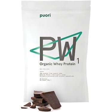 Puori PW1 Organic Whey Protein Dark Chocolate 900g