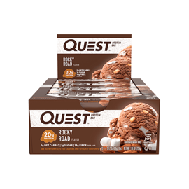 Quest Nutrition Protein Bars Rocky Road 12x60g